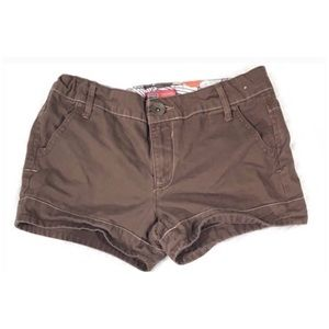 Other - Brown Shorts Girl Size 12
